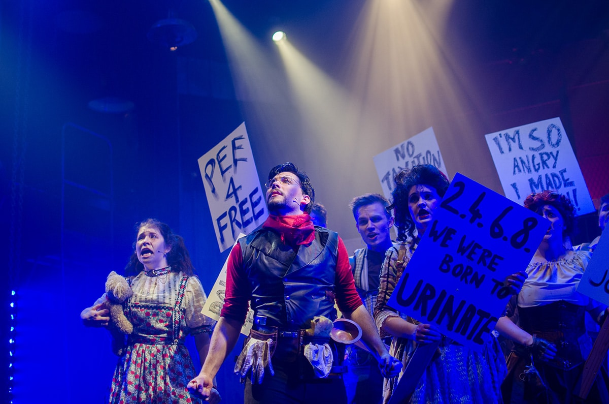 Urinetown by the Sound Ideas Theatre Company